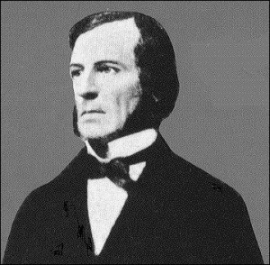 George Boole, the inventor of the Boolean Algebra
